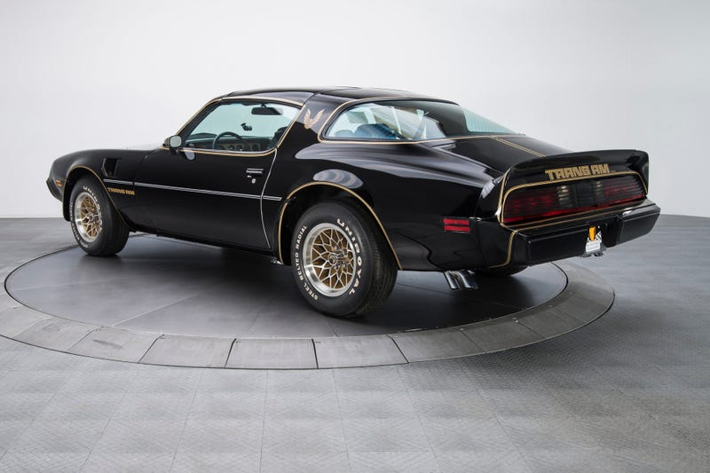 A 1979 Pontiac Trans Am With 65 Miles On It Could Be Yours For $159,900