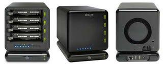 Illustration for article titled DroboShare Adds Gigabit Ethernet to Data Robotics' Lil Server Bot