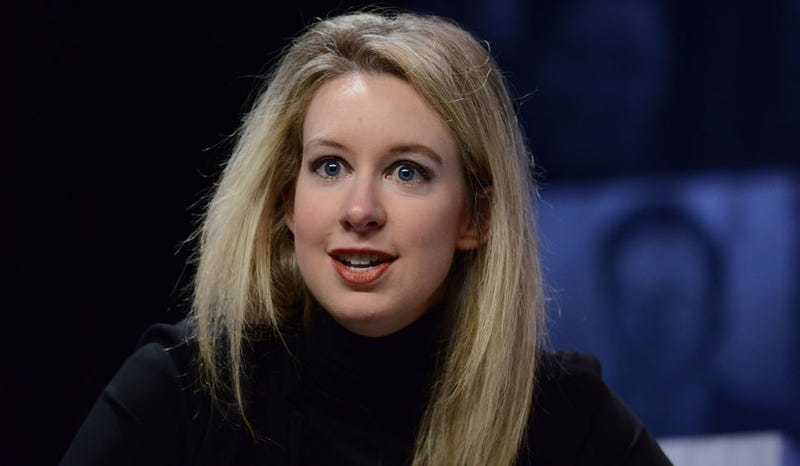 Blood-Testing Company Theranos To Lay Off 41 Percent Of Employees