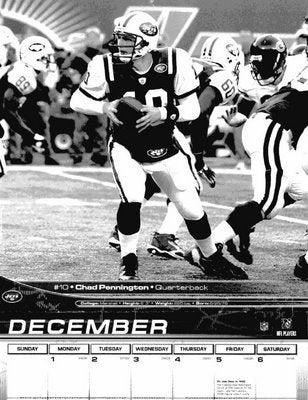 Illustration for article titled Chad Pennington Is Mr. December