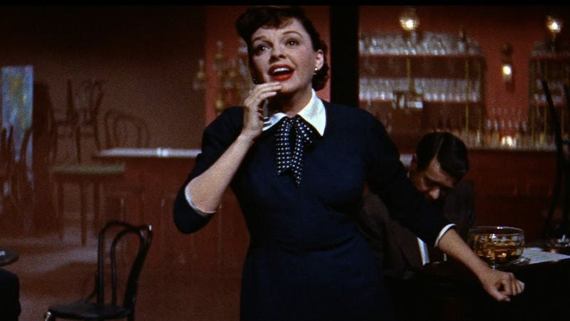 Illustration for article titled Judy Garland and the Oscar fuck-up of 1954