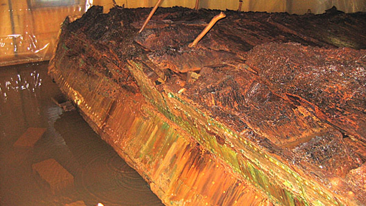 Here's What Protects Shipwrecks From Looters and Hacks
