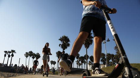 Vigilantes Are Taking Scooters Off the Streets of San Diego