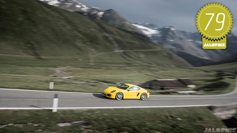 Illustration for article titled 2013 Porsche Cayman S: The Jalopnik Review