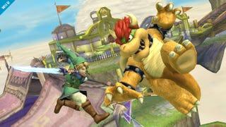 Illustration for article titled Official Smash Bros Website Goes Live UPDATE