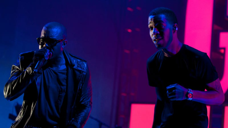 Illustration for article titled Kanye West announces 2 new albums, including one with Kid Cudi