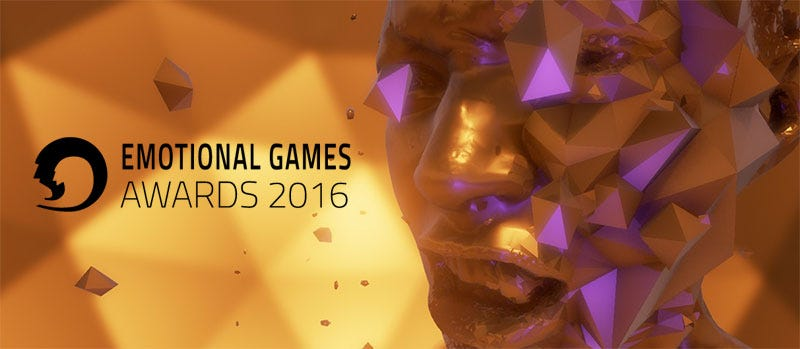 Illustration for article titled The Emotional Games Awards Is Now Accepting . . . Sorry, Give Me A Moment