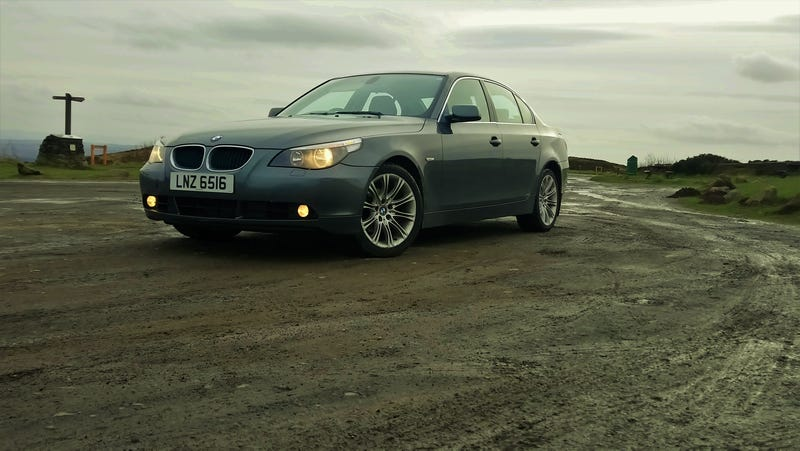 Illustration for article titled Cheapest E60 BMW 525d in Scotland: What do you want to know?