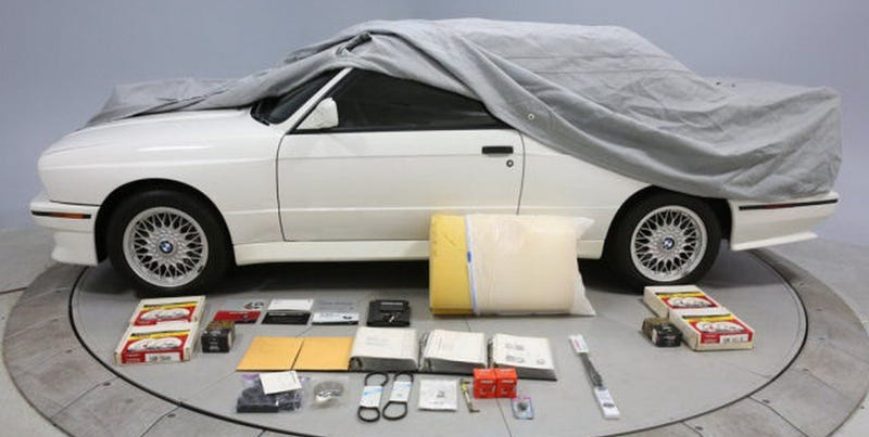 Illustration for article titled So It's Come To This: Dealer Asks $200,000 For BMW E30 M3