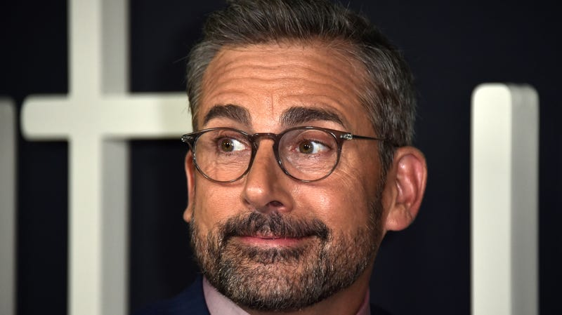Illustration for article titled Dramatic actor Steve Carell finally gets to be funny again as next week's SNL host