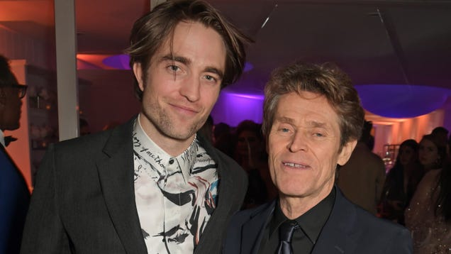 """Willem Dafoe on filming The Lighthouse with Robert Pattinson: """"Our methods are very different"""""""
