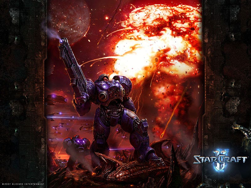 Illustration for article titled Learn The StarCraft Storyline In A Hurry
