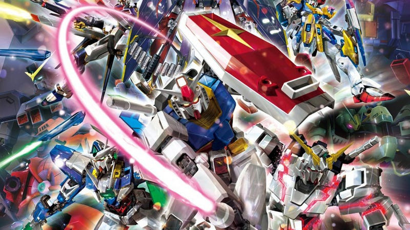 Illustration for article titled The Gundam Multiverse is Huge and Confusing (And We're Here to Help)
