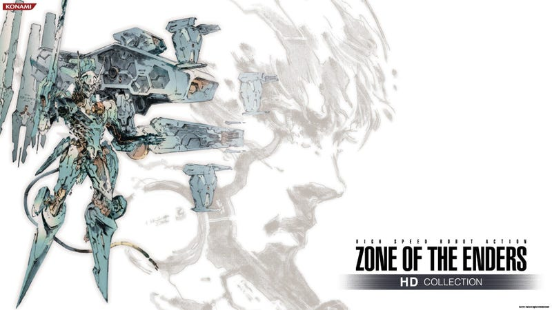 Illustration for article titled Zone of the Enders: Hideo Kojima's (Not So) Forgotten Masterpiece