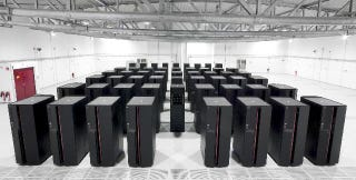Illustration for article titled World's Biggest Supercomputer is a Virus?