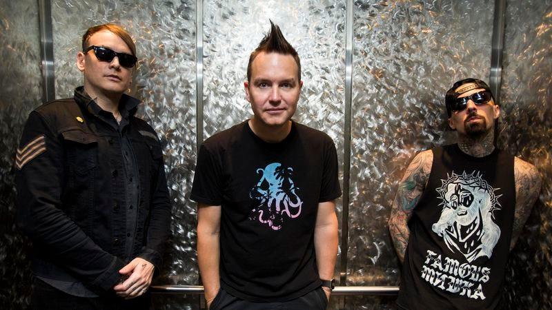 Blink-182 (Photo: BMG)