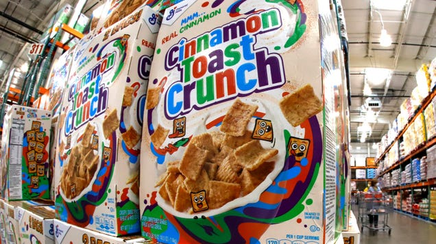 Is Cinnamon Toast Crunch Shrimp the New Piss Water?