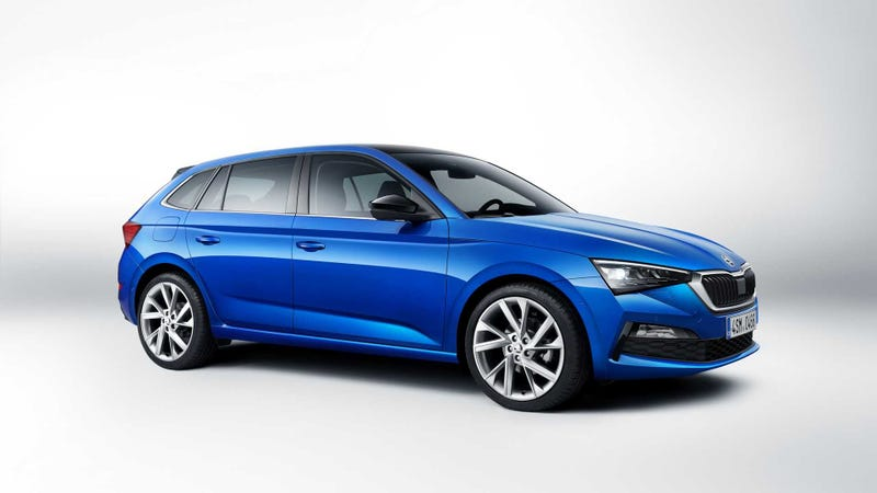 2019 Skoda Scala Get Ready Y All It S A New Skoda