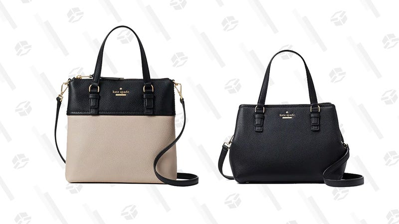 Jackson Street Hayley | $129 | Kate Spade | Promo code PERFECTJackson Street Small Octavia | $149 | Kate Spade | Promo code PERFECT