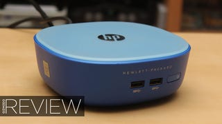 Illustration for article titled HP Stream Mini Review: A Deceptively Capable Tiny Desktop for Just $180