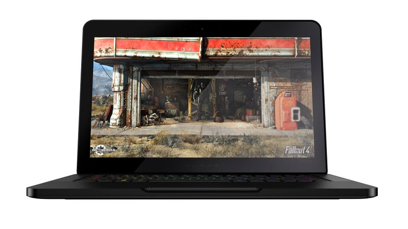 Illustration for article titled Razer's Latest Blade Laptop Is Lighter, Faster, Cheaper, Stronger