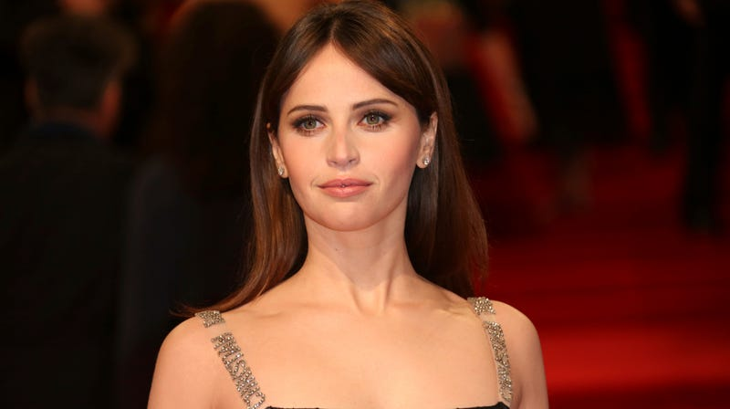 Felicity Jones to star as Supreme Court justice Ruth Bader Ginsburg