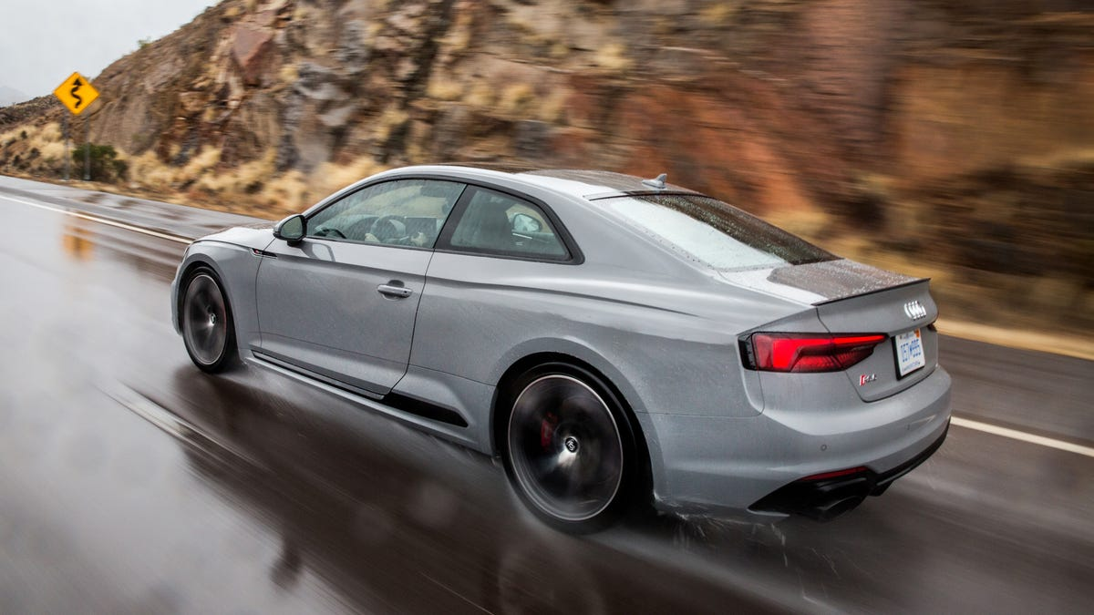 The Audi RS Is Brilliant But Brutal - Audi rs5 2018
