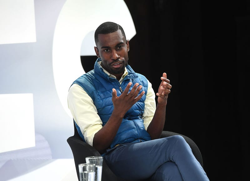 DeRay Mckesson (Samir Hussein/Getty Images for the Business of Fashion)