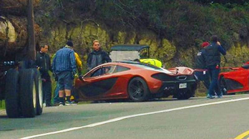 Illustration for article titled A $1.3 Million McLaren P1 Will Be In The Need For Speed Movie