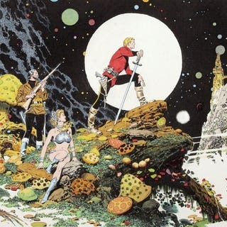 Illustration for article titled R.I.P. Al Williamson, legendary galactic artist