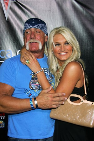 Illustration for article titled Hulk Hogan: Hooking Up With Brooke's Buddy?