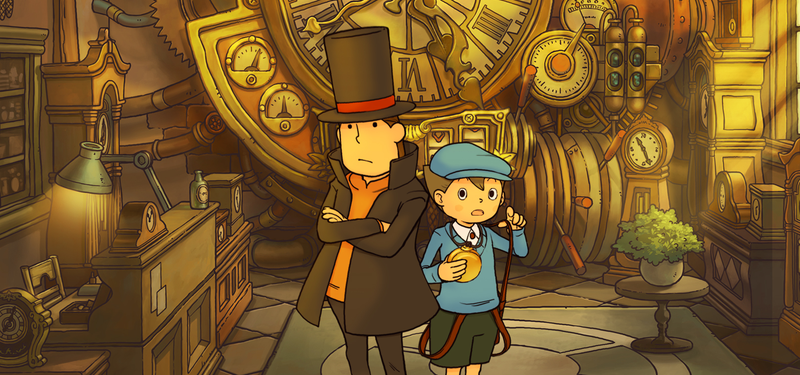 Illustration for article titled Nyren's Corner: A Professor Layton Game is Coming to Switch... if the Developers Can Solve a Problem