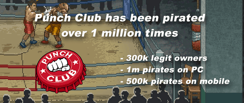 Illustration for article titled The Numbers Behind The Piracy of A Popular Steam Game