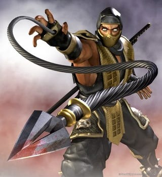 Illustration for article titled Mortal Kombat Gets One More Movie Chance. We Say No Fatalities, No Dice