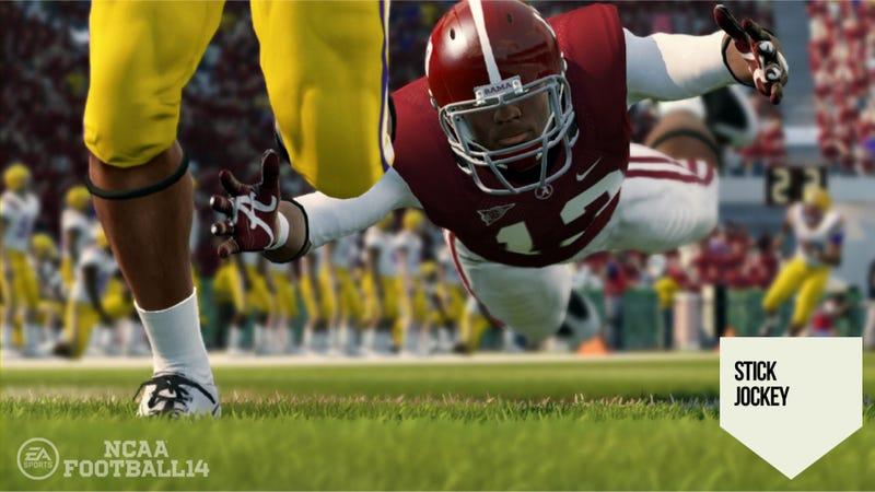 Illustration for article titled EA Sports Didn't Need the NCAA's Logo, and Maybe It Didn't Want It