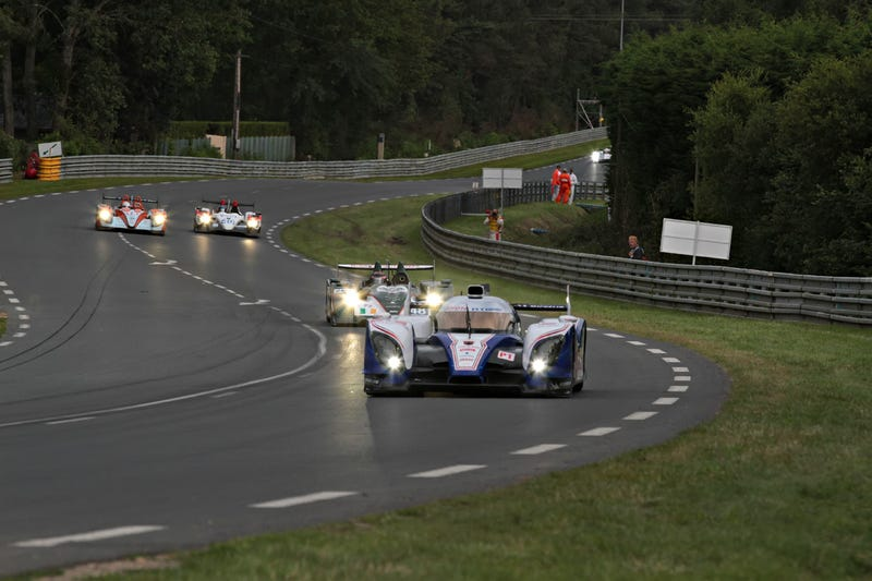 Illustration for article titled 24 Hours of Le Mans live blog