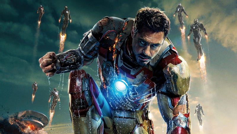 Iron Man 3 The Fall And Rise Of Tony Stark