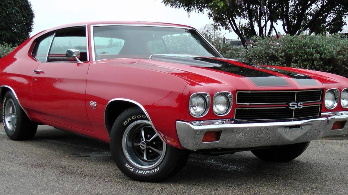 Most Powerful Cars of the 60s and 70s