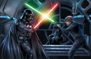Illustration for article titled Religion and Morality in Star Wars [Updated]