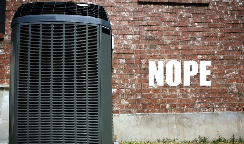 Illustration for article titled My Air Conditioner Is Slowly Trying To Kill Me