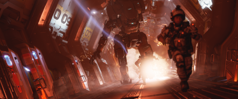 Illustration for article titled Custom Titanfall 2 Screenshots Look Absolutely Beautiful