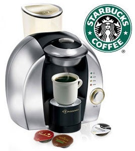 Illustration for article titled Starbucks Makes the Leap to Single-Serve Coffee in Upcoming Maker by Bosch