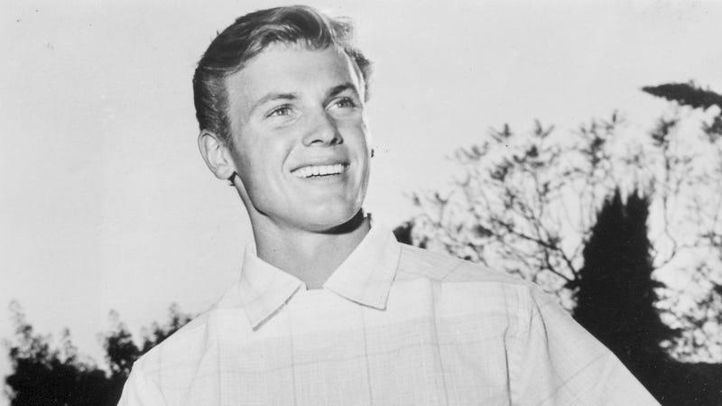 Tab Hunter in 1954