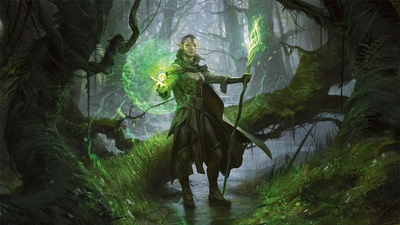 Illustration for article titled 22 years in, Magic: The Gathering is the brainiest it's ever been