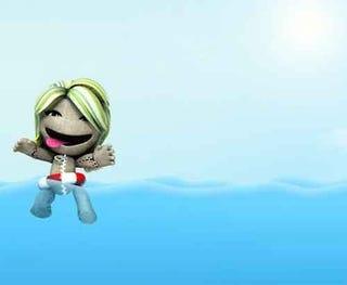 Illustration for article titled LittleBigPlanet Gets All Wet