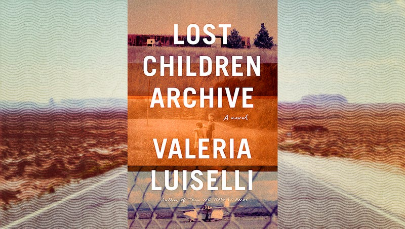 Illustration for article titled Lost Children Archive's ambitious structure hinders its painful border story