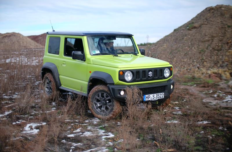 Off Road Design >> The 2018 Suzuki Jimny Is The Off Road Bargain Of Your Dreams