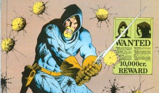 Illustration for article titled Insane '80s Space Fantasy Comic Dreadstar Is Also Getting A Movie