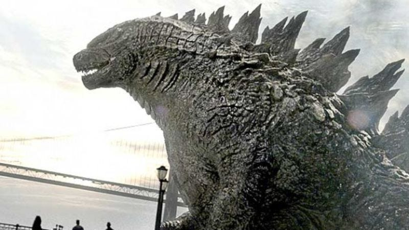 Illustration for article titled Japanese fans deem the new Godzilla too fat, in continued sizeism toward giant monsters