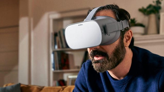 Oculus Is Dropping the Go to Focus More on the Oculus Quest